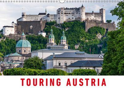 Touring Austria (Wall Calendar 2019 DIN A3 Landscape), Martin Ristl