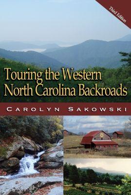 Touring Western North Carolina, Carolyn Sakowski