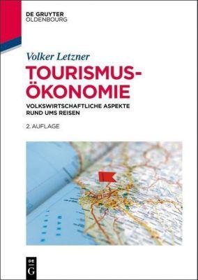 Tourismusökonomie, Volker Letzner