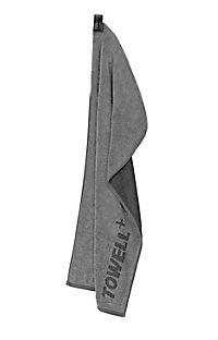 Towell+ Multifunktionshandtuch grau - Produktdetailbild 2