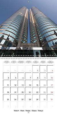 Towers of Hong Kong (Wall Calendar 2019 300 × 300 mm Square) - Produktdetailbild 3