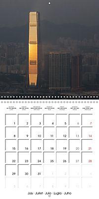 Towers of Hong Kong (Wall Calendar 2019 300 × 300 mm Square) - Produktdetailbild 7