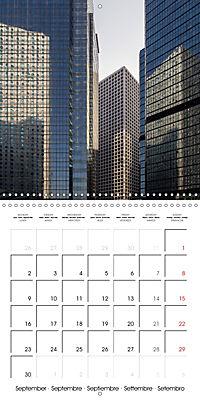 Towers of Hong Kong (Wall Calendar 2019 300 × 300 mm Square) - Produktdetailbild 9