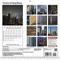 Towers of Hong Kong (Wall Calendar 2019 300 × 300 mm Square) - Produktdetailbild 13