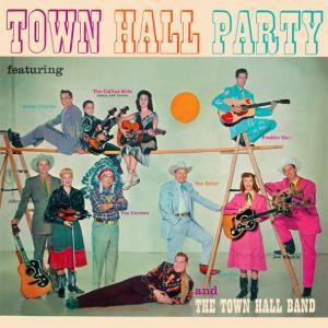 Town Hall Party, Diverse Interpreten