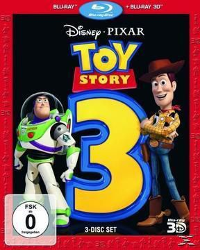 Toy Story 3 - 3D-Version