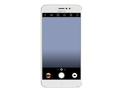 TP-LINK Neffos C7 13,97cm 5,5Zoll 4G LTE 2GB 16GB gold
