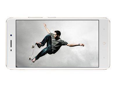 TP-LINK Neffos X1 Dual Sim 12,7cm 5 Zoll 32GB sunrice gold