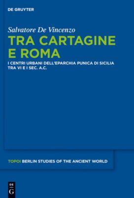 Tra Cartagine e Roma, Salvatore De Vincenzo