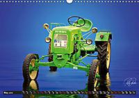 Tractor - Oldtimer / UK-Version (Wall Calendar 2019 DIN A3 Landscape) - Produktdetailbild 5