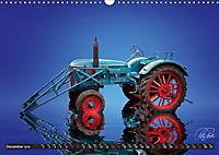 Tractor - Oldtimer / UK-Version (Wall Calendar 2019 DIN A3 Landscape) - Produktdetailbild 12