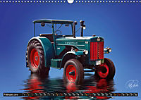 Tractor - Oldtimer / UK-Version (Wall Calendar 2019 DIN A3 Landscape) - Produktdetailbild 2