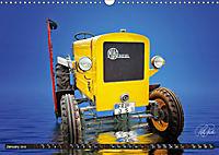 Tractor - Oldtimer / UK-Version (Wall Calendar 2019 DIN A3 Landscape) - Produktdetailbild 1