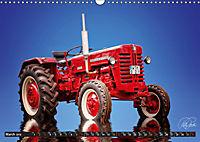 Tractor - Oldtimer / UK-Version (Wall Calendar 2019 DIN A3 Landscape) - Produktdetailbild 3