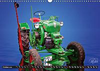 Tractor - Oldtimer / UK-Version (Wall Calendar 2019 DIN A3 Landscape) - Produktdetailbild 10