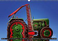 Tractor - Oldtimer / UK-Version (Wall Calendar 2019 DIN A3 Landscape) - Produktdetailbild 7