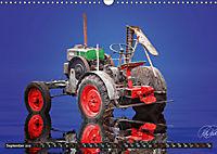 Tractor - Oldtimer / UK-Version (Wall Calendar 2019 DIN A3 Landscape) - Produktdetailbild 9