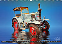 Tractor - Oldtimer / UK-Version (Wall Calendar 2019 DIN A3 Landscape) - Produktdetailbild 6