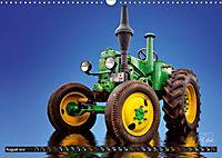 Tractor - Oldtimer / UK-Version (Wall Calendar 2019 DIN A3 Landscape) - Produktdetailbild 8