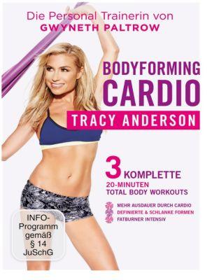 Tracy Anderson - Bodyforming Cardio, Tracy Anderson