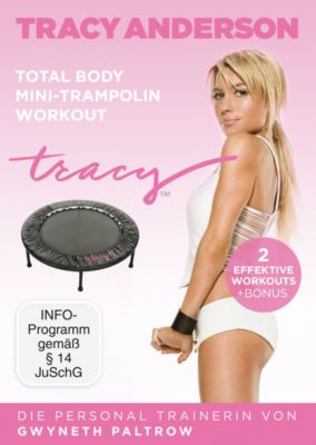 Tracy Anderson: Total Body Mini-Trampolin Workout, Tracy Anderson