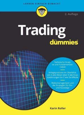 Trading für Dummies, Karin Roller