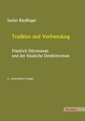 Tradition und Verfremdung, Stefan Riedlinger