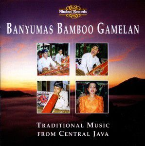 Traditional Music From Central Java, Banyumas Bamboo Gamelan