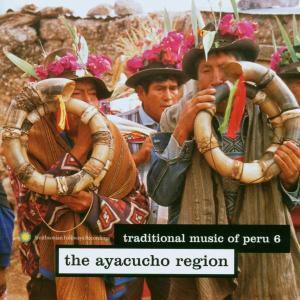 Traditional Music Of Peru 6, Diverse Interpreten