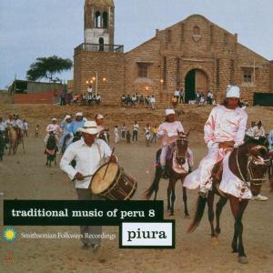 Traditional Music Of Peru 8, Diverse Interpreten
