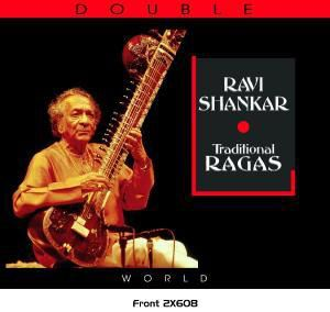 Traditional Ragas, 2 CDs, Ravi Shankar
