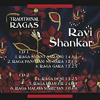 Traditional Ragas, 2 CDs - Produktdetailbild 1