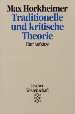 Traditionelle und kritische Theorie, Max Horkheimer