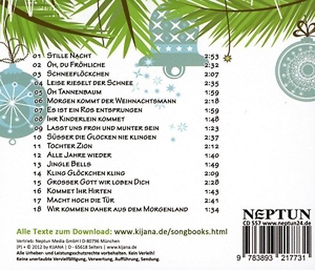 Traditionelle Weihnachtslieder.Traditionelle Weihnachtslieder Cd Bei Weltbild De Bestellen