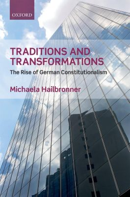 Traditions and Transformations, Michaela Hailbronner