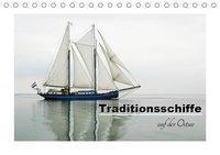 Traditionsschiffe auf der Ostsee (Tischkalender 2019 DIN A5 quer), k.A. Carina-Fotografie