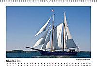 Traditionsschiffe auf der Ostsee (Wandkalender 2019 DIN A3 quer) - Produktdetailbild 11