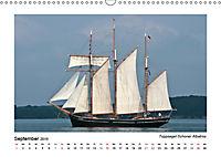 Traditionsschiffe auf der Ostsee (Wandkalender 2019 DIN A3 quer) - Produktdetailbild 9