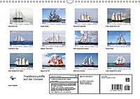 Traditionsschiffe auf der Ostsee (Wandkalender 2019 DIN A3 quer) - Produktdetailbild 13