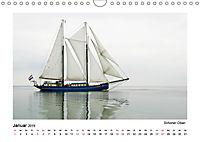 Traditionsschiffe auf der Ostsee (Wandkalender 2019 DIN A4 quer) - Produktdetailbild 1
