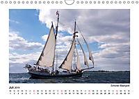 Traditionsschiffe auf der Ostsee (Wandkalender 2019 DIN A4 quer) - Produktdetailbild 7