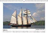 Traditionsschiffe auf der Ostsee (Wandkalender 2019 DIN A4 quer) - Produktdetailbild 4