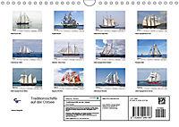 Traditionsschiffe auf der Ostsee (Wandkalender 2019 DIN A4 quer) - Produktdetailbild 13