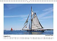 Traditionsschiffe auf der Ostsee (Wandkalender 2019 DIN A4 quer) - Produktdetailbild 8