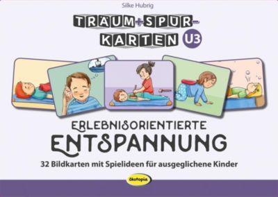 Träum+Spür-Karten: Erlebnisorientierte Entspannung U3, Silke Hubrig