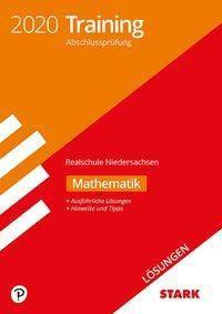 Training Abschlussprüfung Realschule 2020 - Mathematik Lösungen - Niedersachsen