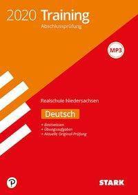 Training Abschlussprüfung Realschule 2020 - Deutsch - Niedersachsen, m. MP3-CD -  pdf epub