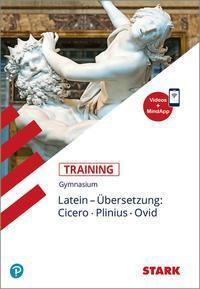 Training Gymnasium - Latein Übersetzung: Cicero, Plinius, Ovid - Maria Krichbaumer pdf epub