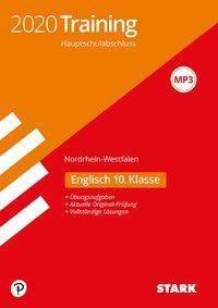 Training Hauptschulabschluss 2020 - Nordrhein-Westfalen - Englisch, m. MP3-CD