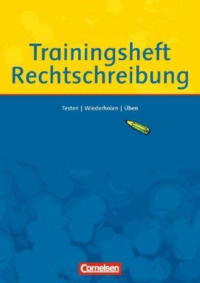 Trainingsheft Rechtschreibung, Helge Kaminski